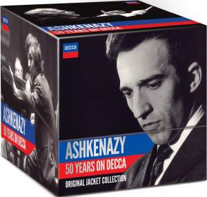Vladimir Ashkenazy: 50 Years on Decca