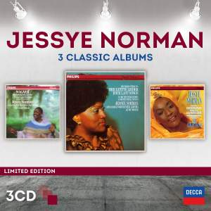 Jessye Norman: 3 Classic Albums