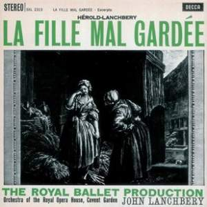Hérold-Lanchbery: La Fille Mal Gardée - Vinyl Edition