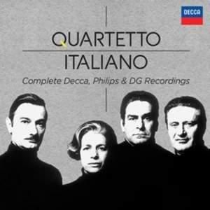 Quartetto Italiano: Complete Decca, Phillips, DG Recordings