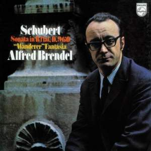 Schubert: Piano Sonata No. 21 - Vinyl Edition