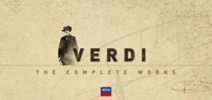Verdi: Complete Works (reissue)