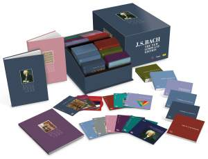 Bach 333 - The New Complete Edition Product Image