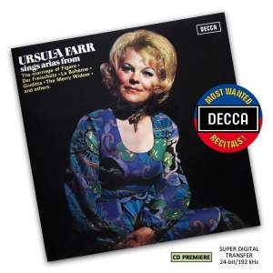 Ursula Farr sings Operatic Arias