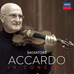 Salvatore Accardo in Concert