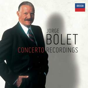 Jorge Bolet Concerto Recordings