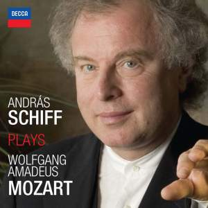 Andras Schiff plays Wolfgang Amadeus Mozart