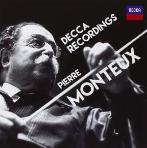 Pierre Monteux: Decca Recordings Product Image