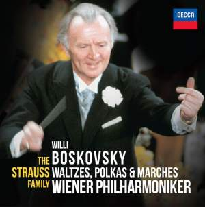 Willi Boskovsky - The Strauss Family