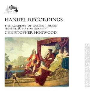 Christopher Hogwood: Handel Recordings