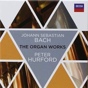 JS Bach: The Organ Works