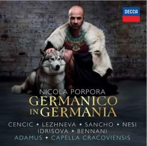 Porpora: Germanico in Germania Product Image