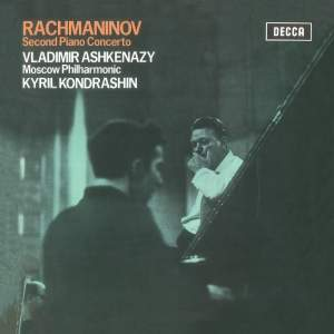 Vladimir Ashkenazy plays Rachmaninov - Vinyl Edition