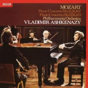 Mozart: Piano Concertos Nos. 17 & 21 - Vinyl Edition