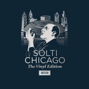 Solti - Chicago: The Vinyl Edition Product Image