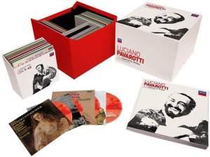 Pavarotti: The Complete Operas