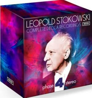 Leopold Stokowski - Complete Decca Recordings Product Image