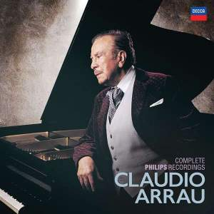 Claudio Arrau - Complete Philips Recordings
