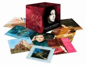 Alicia De Larrocha: Complete Decca Recordings