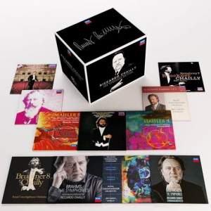 Riccardo Chailly - The Symphony Edition