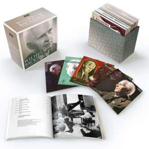Wilhelm Backhaus - Complete Decca Recordings