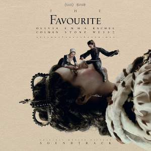 The Favourite - OST - Vinyl Edition Product Image