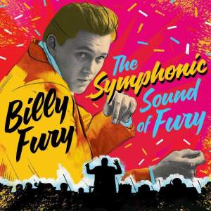 Billy Fury - The Symphonic Sound of Fury Product Image