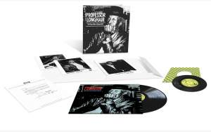 Professor Longhair - Live On The Queen Mary - Vinyl & 7' Edition Product Image