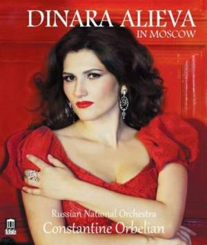Dinara Alieva in Moscow Product Image