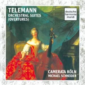 Telemann: Orchestral Suites (Overtures)