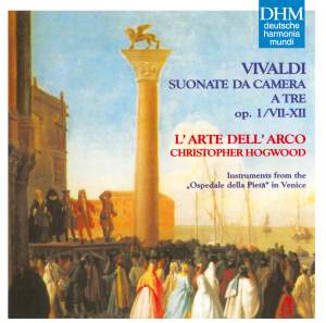 Vivaldi: Suonate da Camera Op. 1