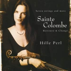 Sainte Colombe the elder: Stücken Für Viola Da Gamba