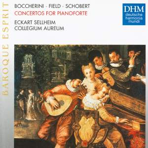 Boccherini, Field & Schobert: Concertos for Pianoforte