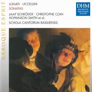 Lonati & Uccellini: Sonatas