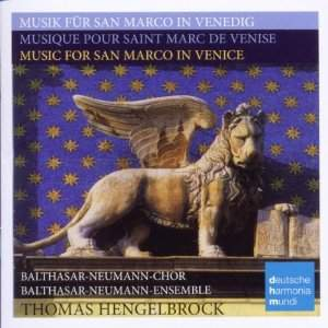 Musik für San Marco in Venedig