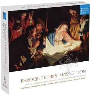 Baroque Christmas Edition