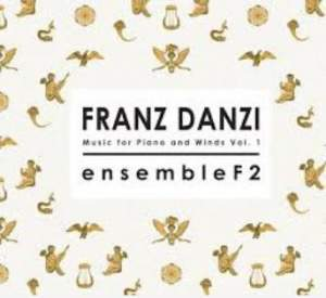 Franz Danzi: Music for Piano and Winds Vol. 1