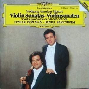 Mozart: Violin Sonatas Nos. 18 - 21