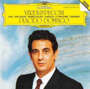 Placido Domingo: Verdi and Puccini