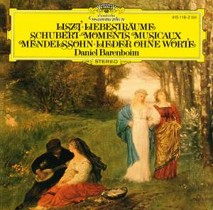 Schubert, Liszt & Mendelssohn: Piano Works