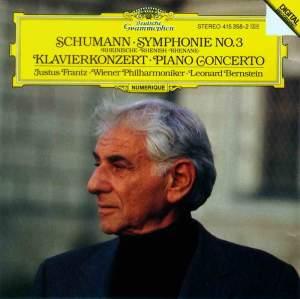 Schumann: Symphony No. 3 & Piano Concerto