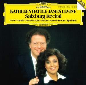 Salzburg Recital: Kathleen Battle