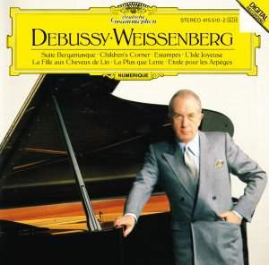 Weissenberg plays Debussy