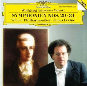 Mozart: Symphonies Nos. 29 & 34