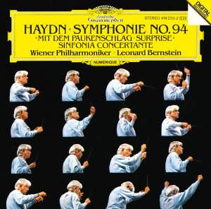 Haydn: Symphony No. 94 & Sinfonia Concertante