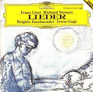 Liszt & Strauss: Lieder