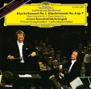 Beethoven: Piano Concerto 1 & Piano Sonata No. 4
