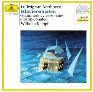 Beethoven: Piano Sonatas Nos. 17 & 29