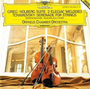 Grieg & Tchaikovsky: Music for String Orchestra