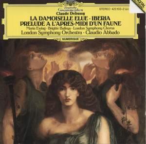 Debussy: La damoiselle élue & other orchestral works